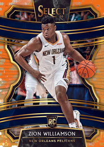 2019-20 Panini SELECT Basketball FOTL 2-Box - PYT #3 (Tues 3/3) - Major League Cardz