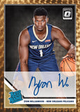 MONSTER RT FILLER W/ LAL, GRIZZ, PELS FOR: 19-20 Optic BK 8-Box Mixer w/ FOTL - PYT #1 - Major League Cardz