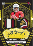 2019 Panini Obsidian Football 12 Box Case Break - PYT #1 - Major League Cardz