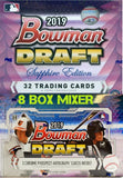 Copy of 2019 Bowman Draft Baseball Mixer 4 Jumbo Box & 4 Sapphire Box - PYT #2 - Major League Cardz