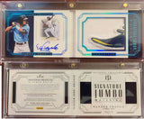 LINE/R-A-Z-Z FOR NY YANKEES IN: 19 Panini National Treasures Baseball Full Case PYT #8 - Major League Cardz