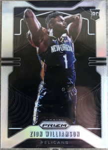 20 TEAM FILLER (RANDOM) W/ PELICANS FOR: 19-20 Prizm BK 3Box Hobby/Cello/Retail - PYT #4 - Major League Cardz
