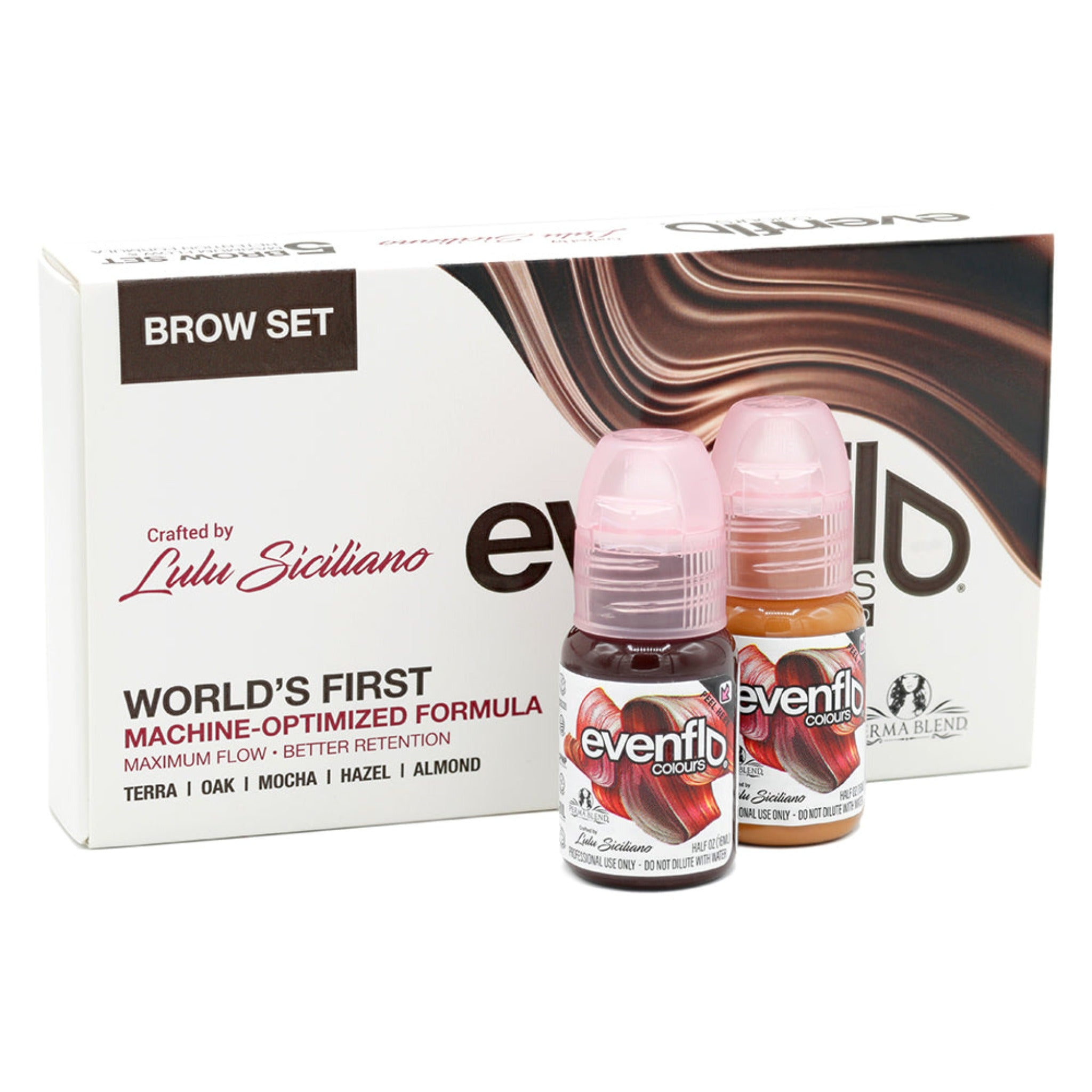 Evenflo Brow Colors and Kit