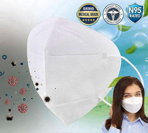 N95 Face Mask Limit 2 per Customer