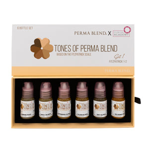 Tones of Perma Blend Kits and Individual Colors