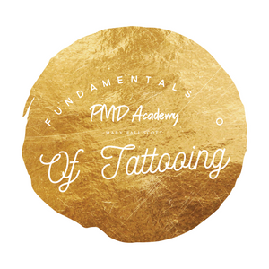 Fundamentals of Tattooing Online Class