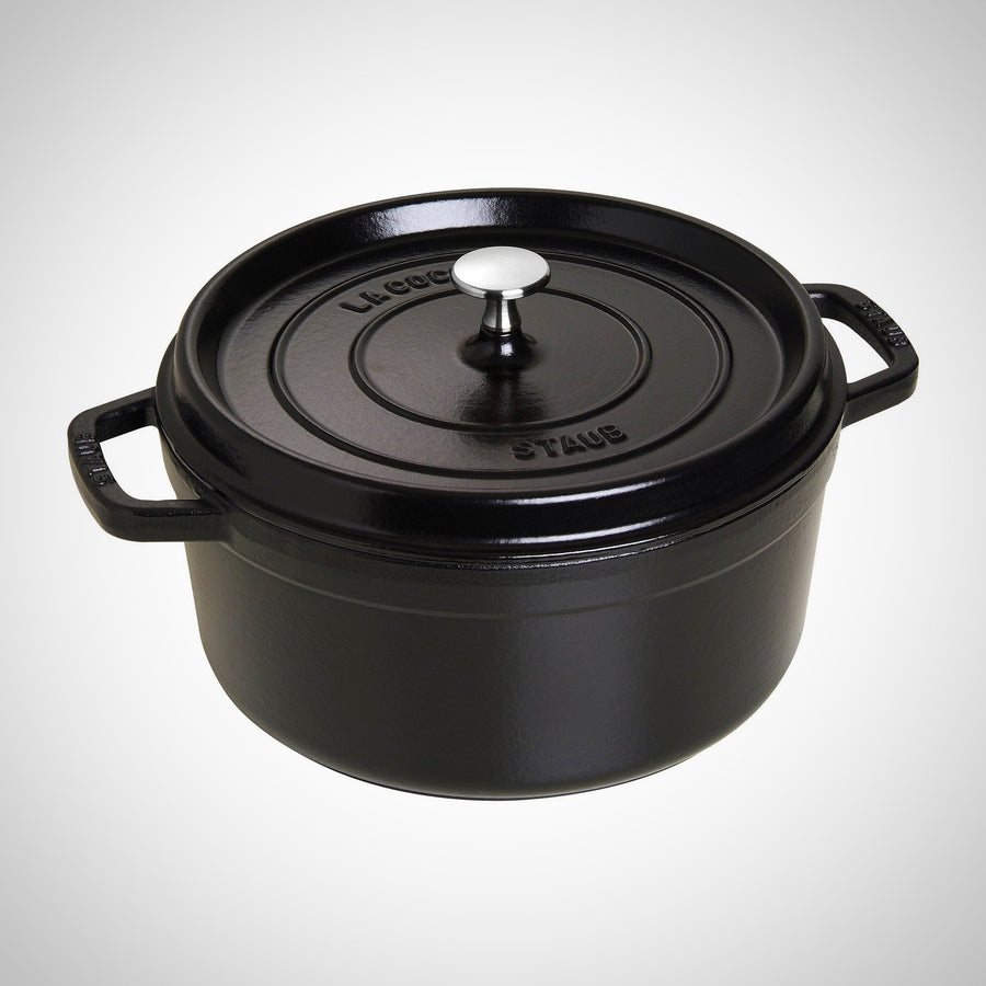 staub best black dutch oven casserole