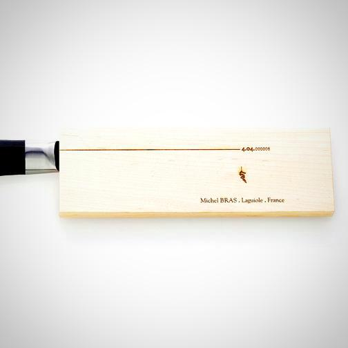 Michel Bras bread knife
