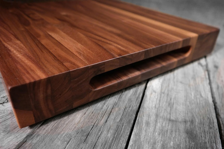 quality thick wood cutting board