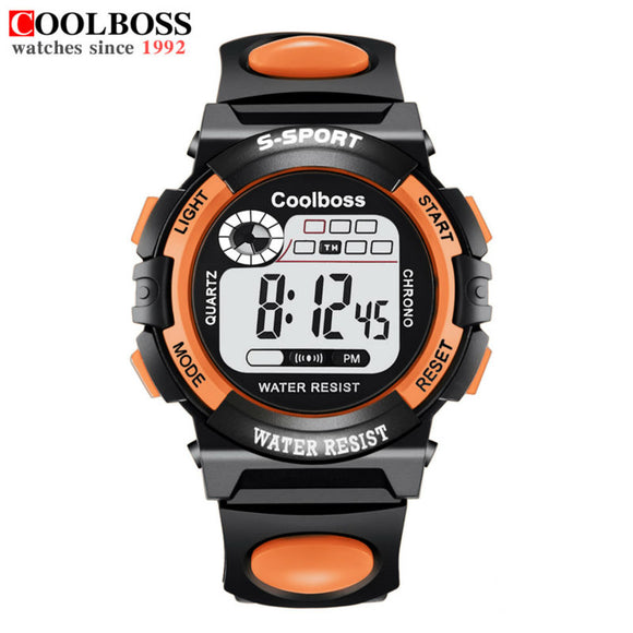 Fashion Watch men Waterproof Sports Military Watches S-Shock Men's Luxury Led Digital Watch Wrist watches Relogio Masculino