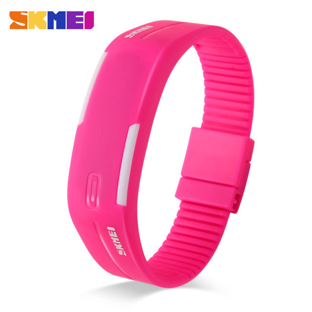 2016 Skmei Lady Watch Fashion Children Electronic LED Digital Wristwatches Swim Students Sports Watches Boys Girl Ladies Relojes