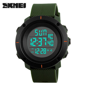 New Brand SKMEI Watch Men Military Sports Watches 50M Waterproof LED Digital Watch Clock Men Fashion Outdoor Wristwatches