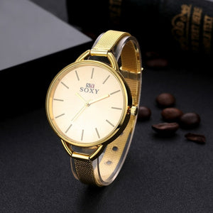 hot sale luxury brand watch women fashion gold women watches ladies watch full steel women's watches clock saat relogio feminino
