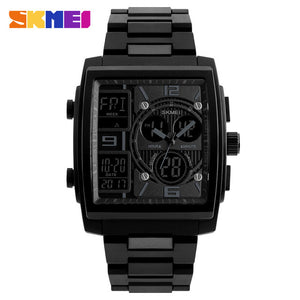 SKMEI Men Sports Watches 2017 Male Clock Fashion Mens Electronic Wrist Watches Top Brand Luxury Digital Watch Relogio Masculino