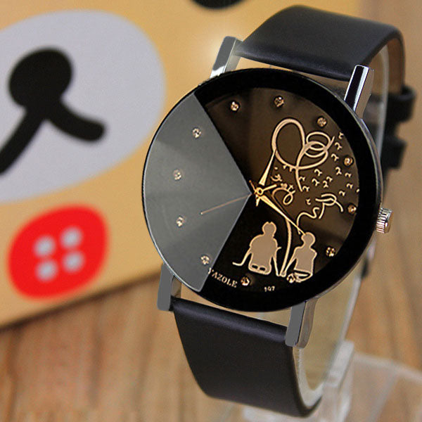 YAZOLE Lovers Fashion Quartz Watch Women Watches 2018 Ladies Famous Brand Wrist Watch Female Clock Montre Femme Relogio Feminino
