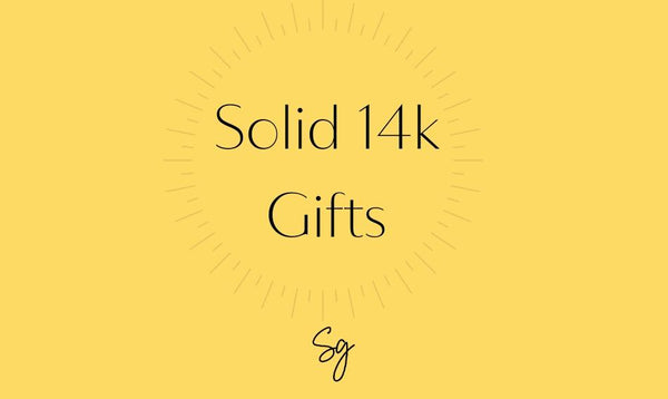Gift Card - Solid 14k Gold - Stephanie Grace Jewellery