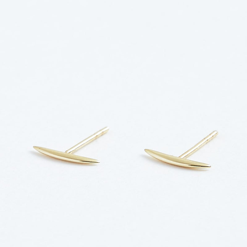 Small Stacker - Solid 14k Gold - Stephanie Grace Jewellery