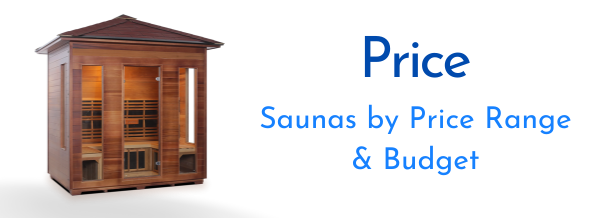 Search Saunas by Price & Budget