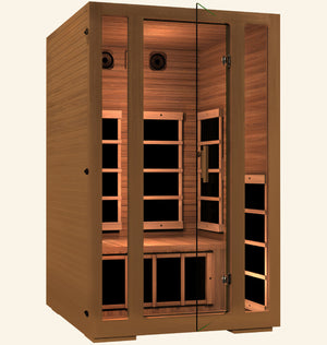 JNH Lifestyles Freedom 2 Person Infrared Sauna