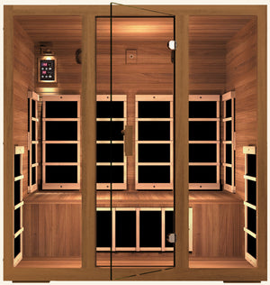 JNH Lifestyles Freedom 4 Person FAR Infrared Sauna