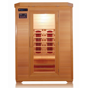 (DISCONTINUED MODEL) SunRay 2 Person HL200B Kensington Infrared Sauna