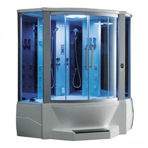 "Mesa 701A Steam Shower 66""L x 66""W x 85""H"