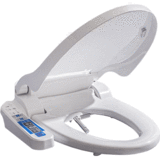 Galaxy Bidet Toilet Seat with Heated Toilet Seat GB-4000 (elongated)