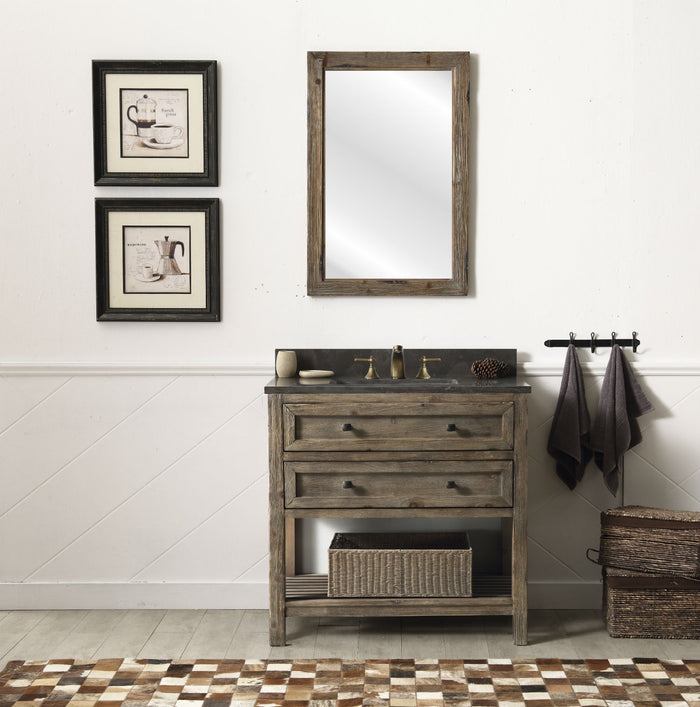 Legion Furniture Vanity - WH8036-BR