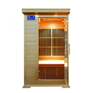 Sunray 1 Person HL100K2 Barrett Infrared Sauna