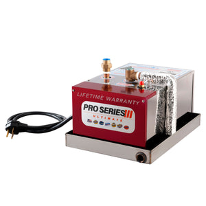 "ThermaSol Steam Generator: Pro Series ""Ultimate"""