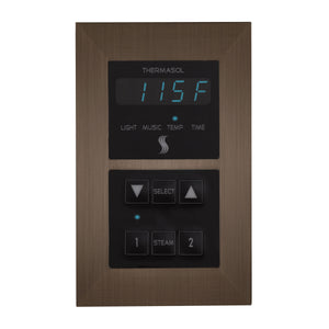 ThermaSol Steam Shower Control Unit - Signature Environment Control
