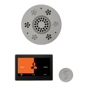 "ThermaSol Steam Shower Kit - The Wellness Steam Package with 10"" ThermaTouch"
