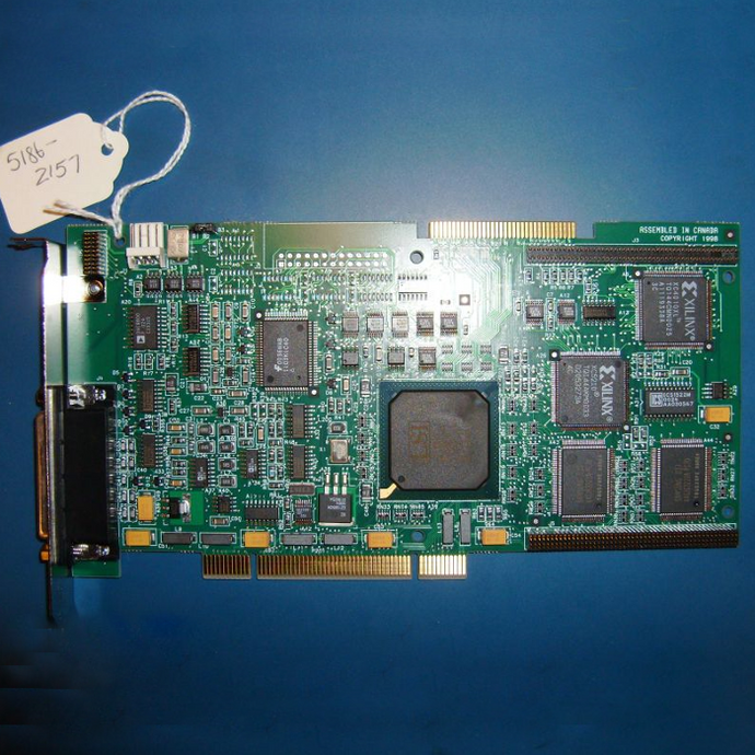 Card, Frame Grabber, Matrox Metero 2mc/2, SP50/SJ50