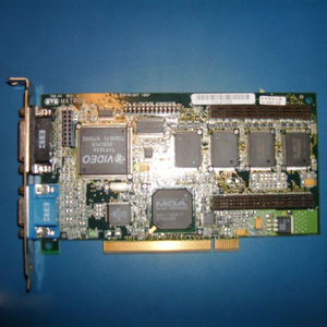 Card, Matrox Millenium2 4MEG, SP50/SJ50