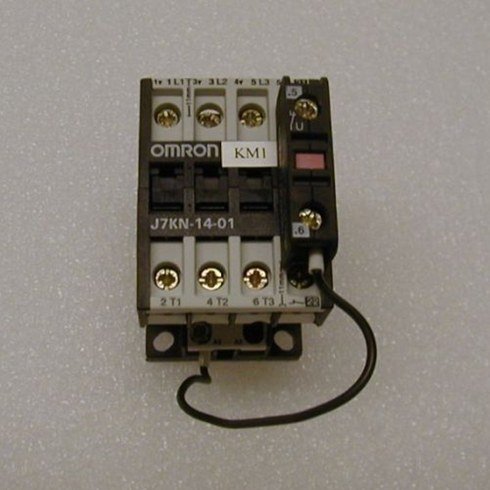 Omron Motor Power Relay KM1 J7KN-14-01, SP50/SJ50