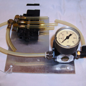Assembly, Low Pressure Regulator, 5DX