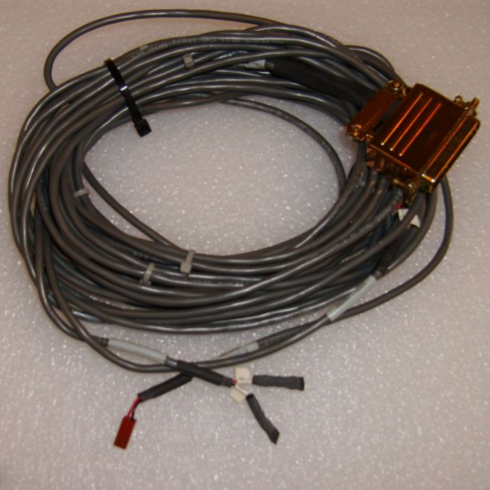 Cable, MComp-Laser Analog Out, 5DX