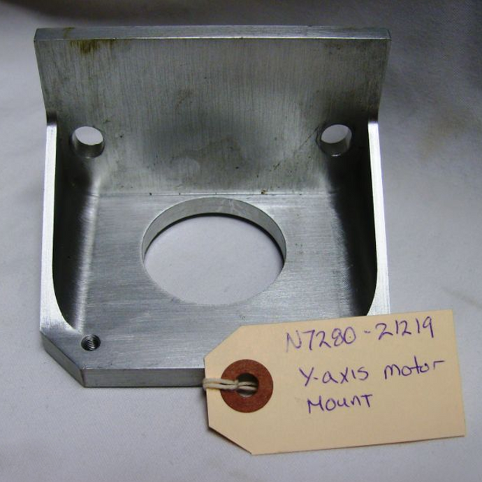 Mount, Y-Axis Motor, 5DX