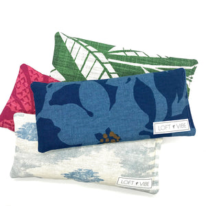 The Island Collection - Palm Green Eye Pillow