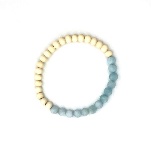 The Island Collection - Light Blue Diffuser Bracelet
