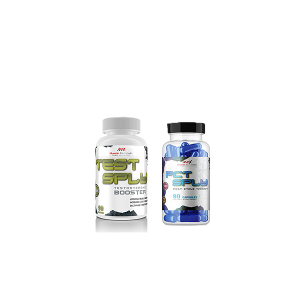 Testosterone Performance Starter Stack