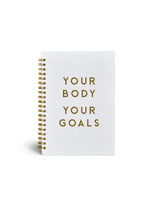 Load image into Gallery viewer, YOUR BODY, YOUR GOALS PLANNER