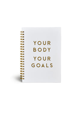 YOUR BODY, YOUR GOALS PLANNER