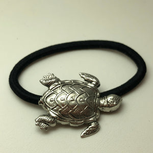 Turtle Ponytail Holder