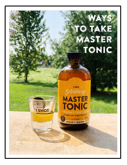 Ways To Take Master Tonic