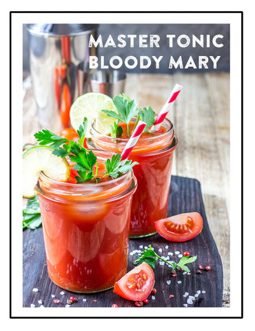 Master Tonic Bloody Mary