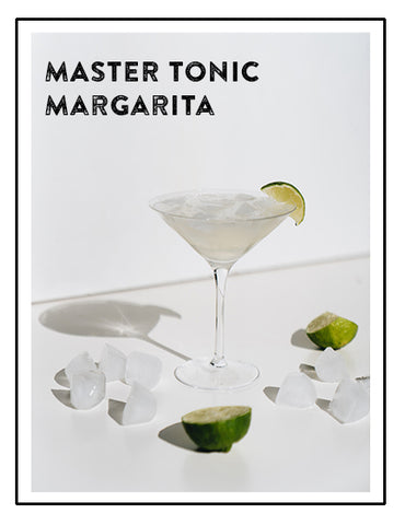 Spicy Margarita Master Tonic Margarita