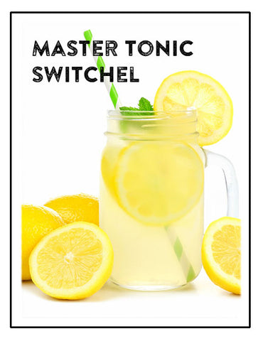 Master Tonic Switchel