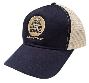 Eco Trucker Hat- Navy