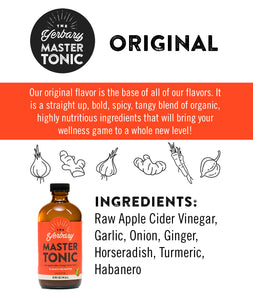 Master Tonic Original 8 oz
